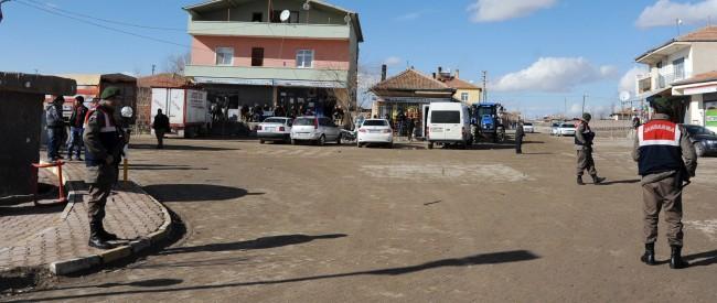 Aksaray'da İş Yerine Silahlı Saldırı: 3 Yaralı