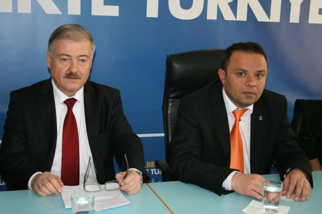 Milletvekili A.Adayı Mehmet Ali Merç Resmen Başvurdu