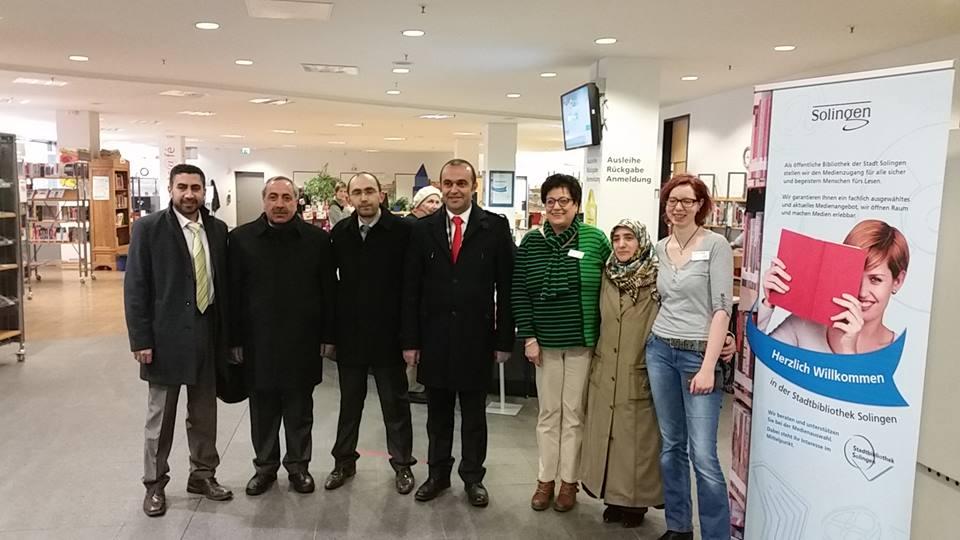 Başkan Yardımcısı İlhan Avrupa'da Yaşayan Aksaraylılarla Buluştu