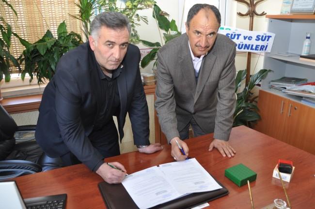 DSYB'den Üreticilere Ucuz ve Kaliteli Yem Anlaşması
