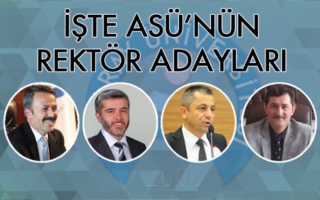 Aksaray Üniversitesi Rektörlük Seçimi yapıldı