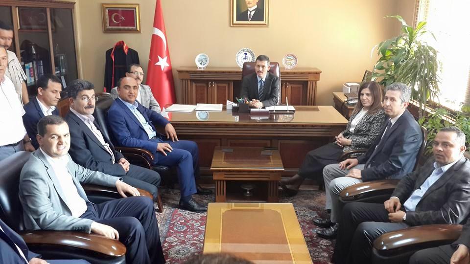Aksaray Milletvekilleri Mazbatalarını aldı