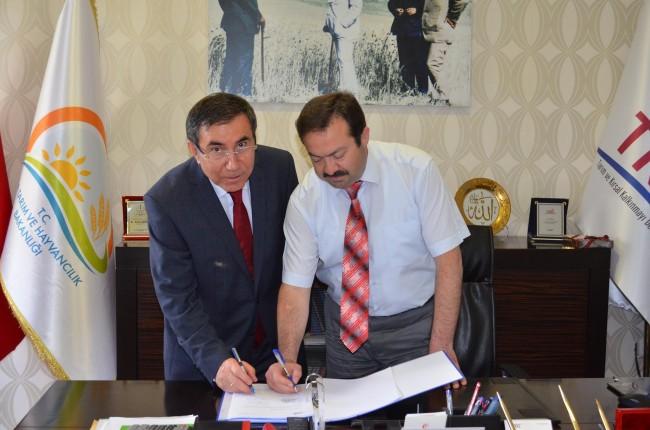 Aksaray'a 2 milyon liralık otel