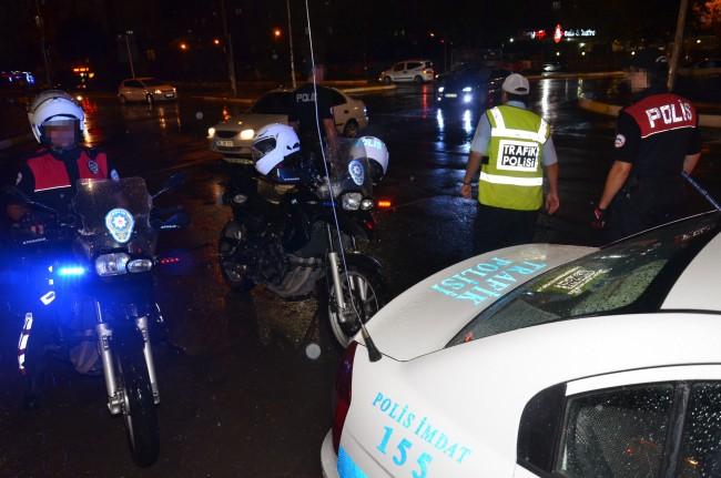 Aksaray'da Trafik Uygulamaları Artırıldı