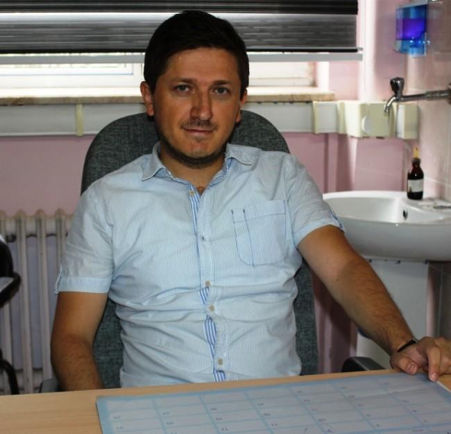 Devlet Hastanesi'ne 8 Hekim Atandı
