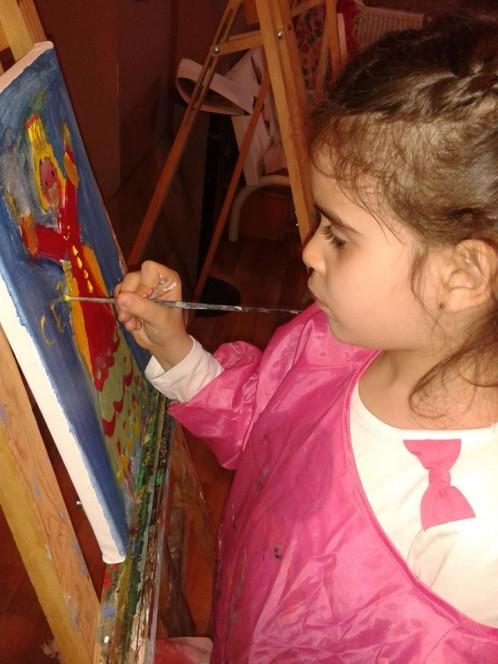 Gelveri Sanat Evi Karma Resim Sergisi açılıyor