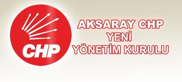 CHP Yeni Yönetimini belirledi
