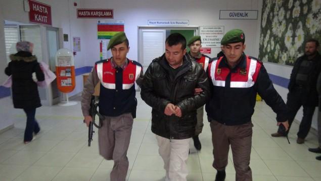 Aksaray'da Jandarmadan silah Operasyonu
