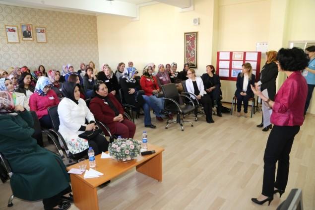 Kadın Platformu sorunlara hep beraber çözüm arama amacında