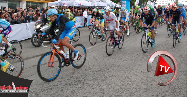 52. Cumhurbaşkanlığı Bisiklet Turunun 3. Etabı Aksaray'da Başladı