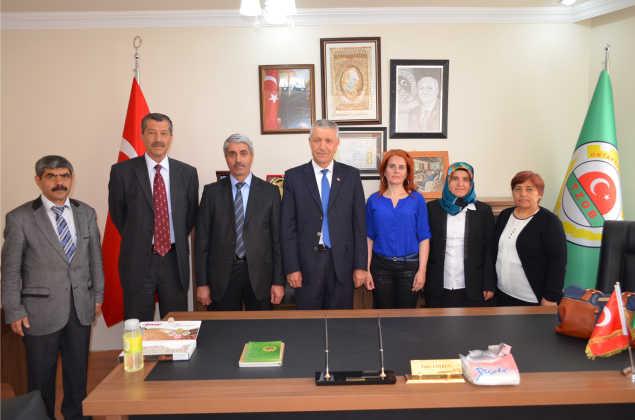 SGK'dan Ortaköy Sivil Toplum Örgütlerine ziyaret