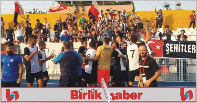 Aksaray Belediyespor Türkiye Kupasında Bir Üst Tura Yükseldi