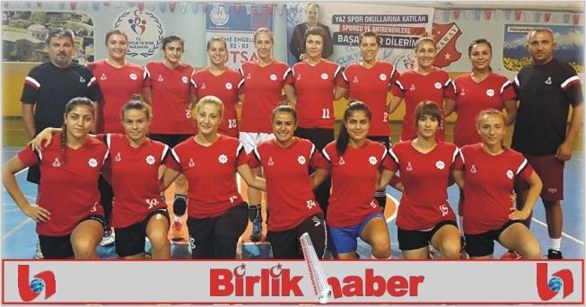 Hentbol Türkiye Kupasında Kızlarımız 2. Tura Yükseldi