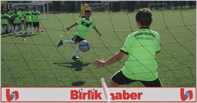 Aksaray Belediyesi Yaz Spor Okulu Sona Erdi