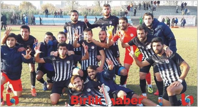 68 Aksaray Belediye Spor 3 Puanla Döndü