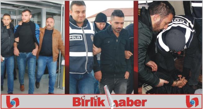 Aksaray'da 250 polisle huzur operasyonu: 15 gözaltı