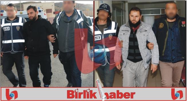 Aksaray'da DEAŞ operasyonu: 2 gözaltı