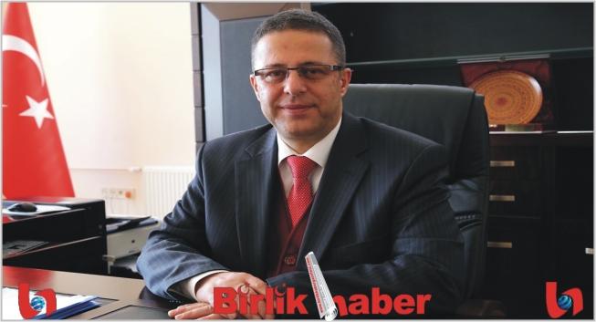 Mühendislik Fakültesi Dekanlığına Prof. Dr. Semih Ekercin Atandı