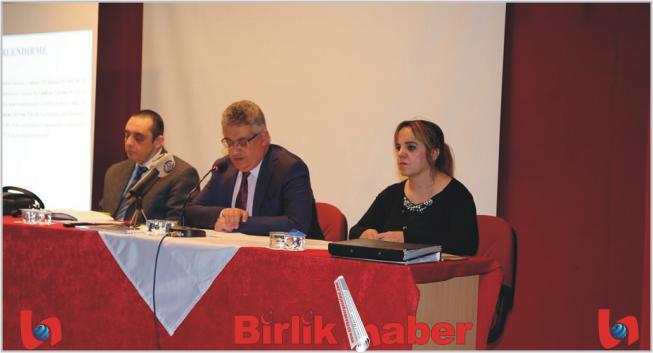 2016 Yılı 4.Dönem İl Koordinasyon Kurulu toplantısı yapıldı