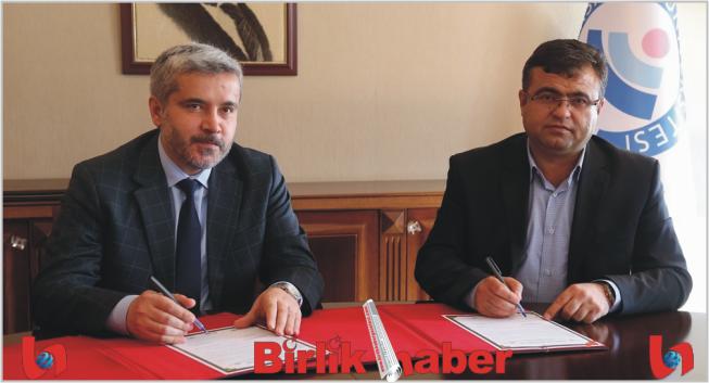 ASÜ DKKYB ile İşbirliği Protokolü İmzaladı