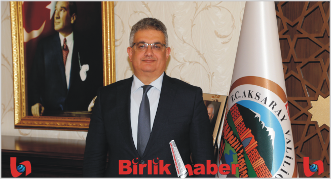 """Vali Aykut Pekmez'in """"10 Ocak Çalışan Gazeteciler Günü"""" kutlama mesajı"""