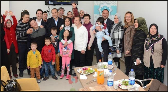 Aksaray'da 'Engelsiz Türkiye İçin EVET' Programı