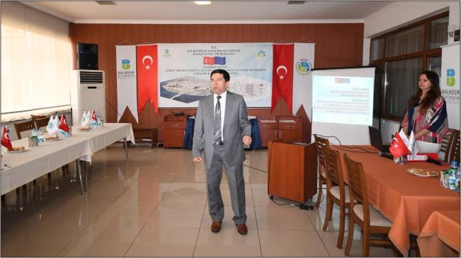 Bandırma'ya Entegre Su Projesi İçin Geri Sayım başladı