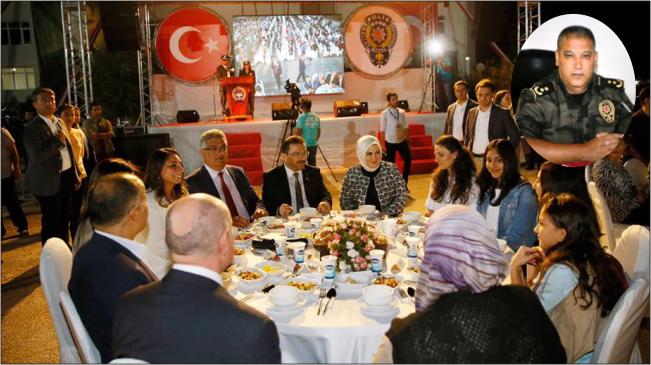 Önder Güzel'in Adı Polis Eğitim Merkezine Verildi