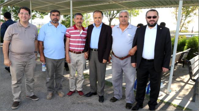 Aksaray'da Bayram Sakin ve Huzurlu Geçti