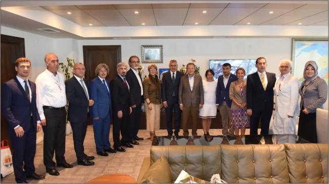 Türkiye Kent Konseyleri Birliği Büyükşehirde