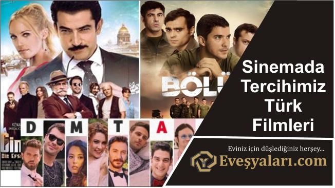 Sinemada Tercihimiz Türk Filmleri