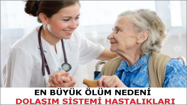 Türkiye'de Alzheimer'dan ölen yaşlı sayısı artış gösterdi