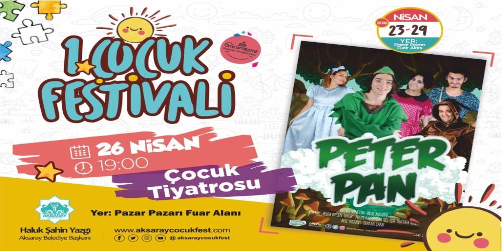 1.Çocuk Festivali Aksaray Belediyesi