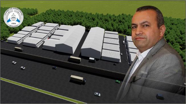 ATSO Başkanı Göktaş Mega Projelerin Startını Veriyor