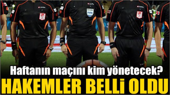 Aksaray'da oynanacak Ziraat Türkiye kupasındaki hakemler belli oldu