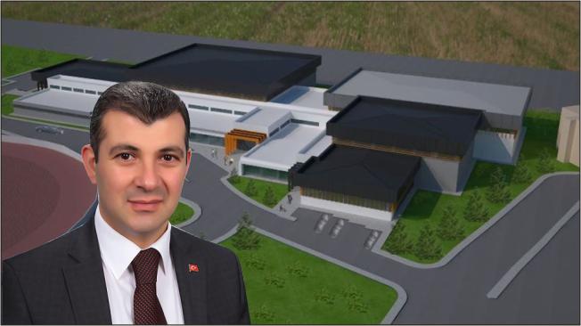 Aksaray'a 25 Milyon TL'lik Dev Spor Tesisi