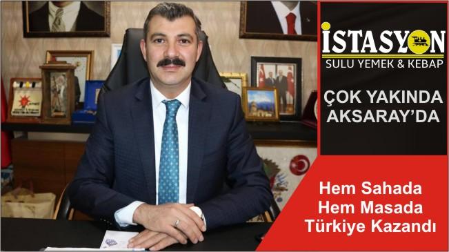 Hem Sahada Hem Masada Türkiye Kazandı