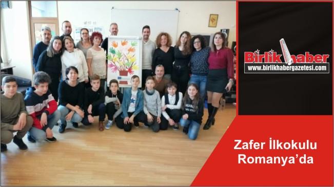 Zafer İlkokulu Romanya'da
