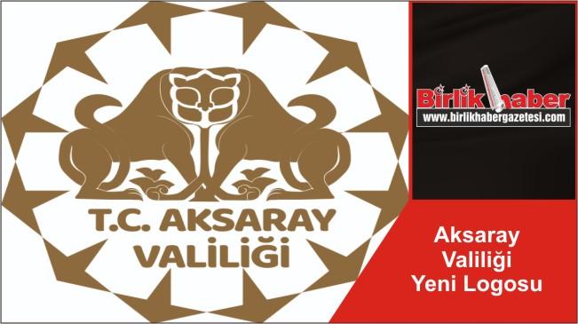 Aksaray Valiliği Yeni Logosu
