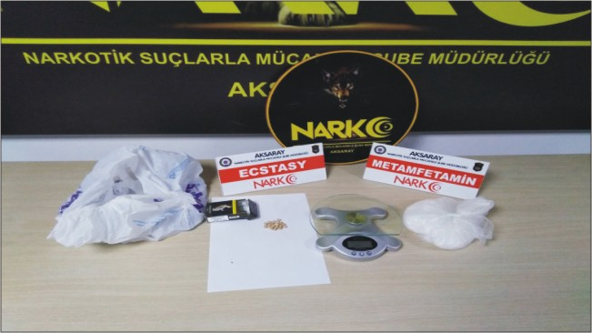 Uyuşturucu Madde Ticareti Yapan Sokak Satıcıları Yakalandı