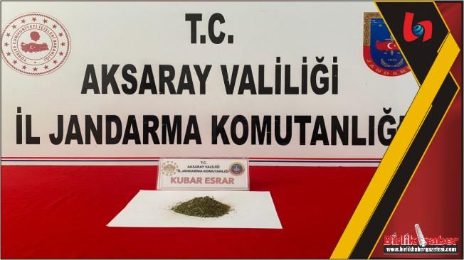 Yeşilova'da Uyuşturucu Ticareti