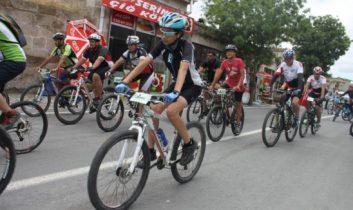 Güzelyurt'ta 2. Ihlara Bisiklet Festivali