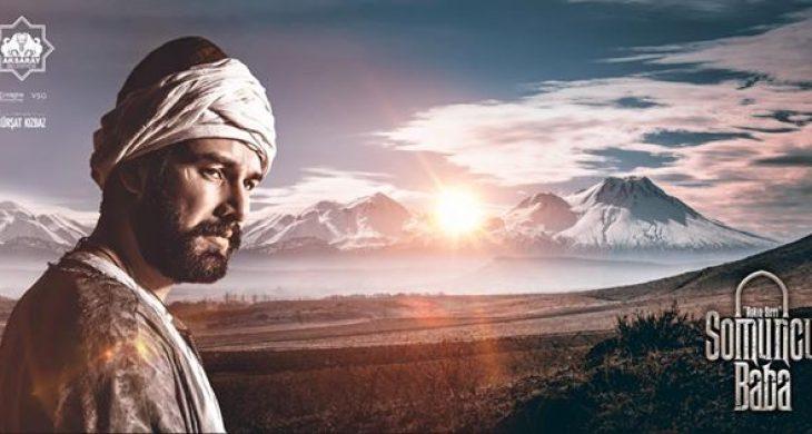 """""""Somuncu Baba Aşkın Sırrı"""" Filminin İlk Fragmanı Emıtt Fuarı'nda Gösterildi"""
