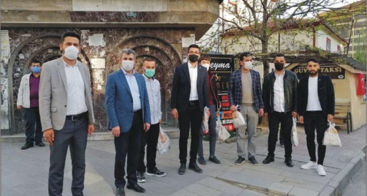 AK Parti'nin 'İftara 5 Kala' Programı Yüz Güldürdü