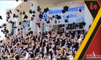 ASÜ'de Mezuniyet Törenleri başlıyor