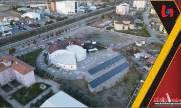 ATSO'nun Elektrik İhtiyacını Güneş Karşılıyacak