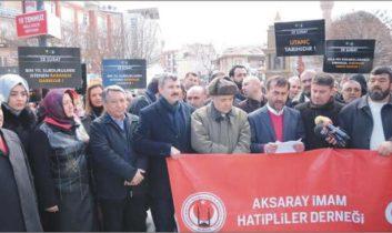 Aksaray Önder 28 Şubat Basın Açıklaması