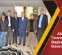 Aksaray Ticaret Borsası Başkanı Özkök Güven Tazeledi