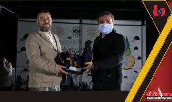 Aksaray'da Yunus Emre Yazarlık Kampı başladı