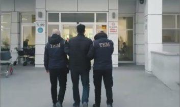 FETO'dan 3 Kişi Gözaltına alındı
